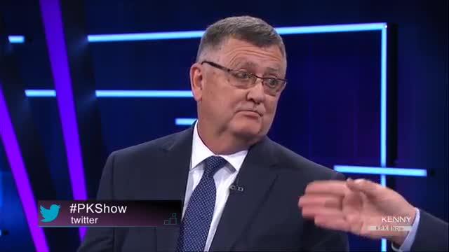 The Pat Kenny Show : Senator Fintan Warfield , Dr Paul D'Alton and Dr Mike Davidson