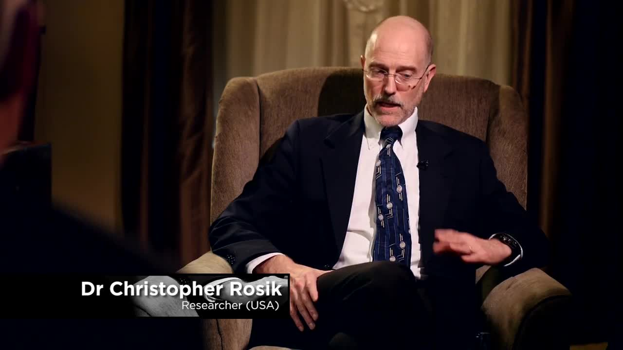 Dr Christopher Rosik - science and researching therapy for unwanted same-sex attractions