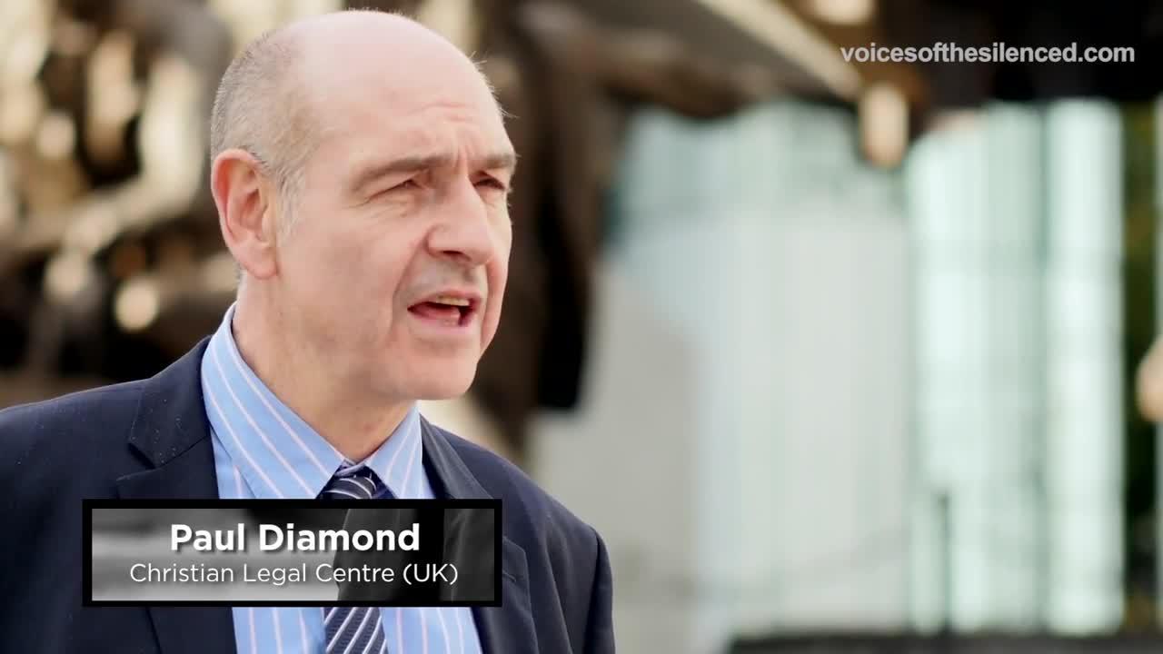 Barrister Paul Diamond - defending freedoms in the UK