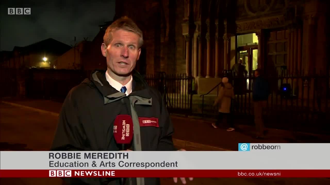 BBC News Northern Ireland 15 02 2019