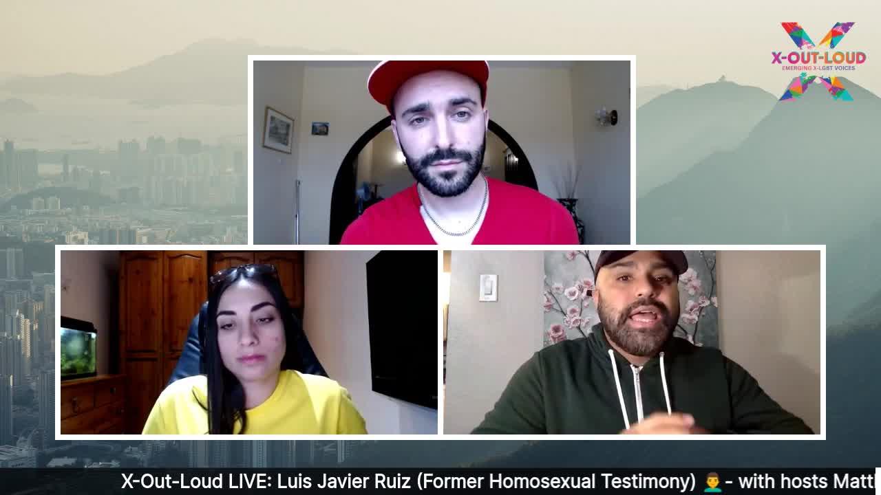 Luis Ruiz (Former Homosexual) U.S. | X-Out-Loud