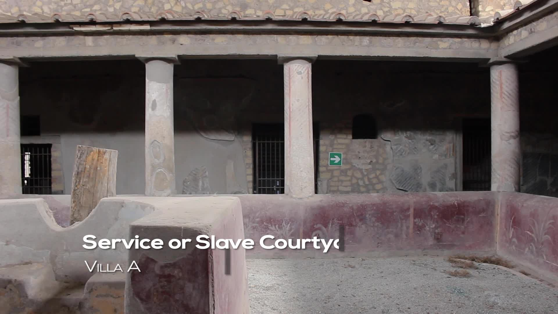 A Villa, An Empress and Her Slaves |  Listening to the Silenced  |