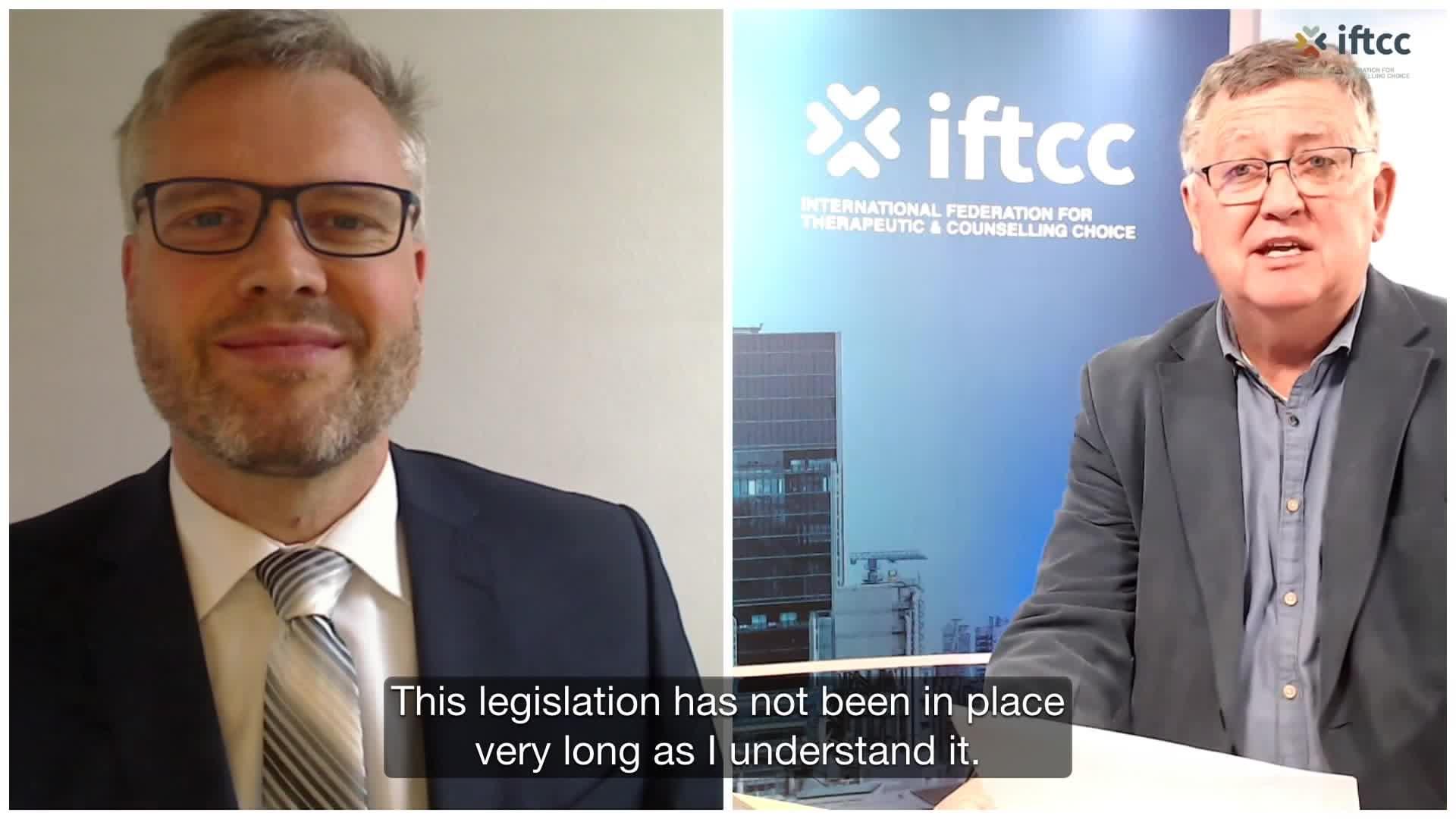 Dr Felix Böllmann, Senior Counsel Europe: ADF International | IFTCC | Episode 4