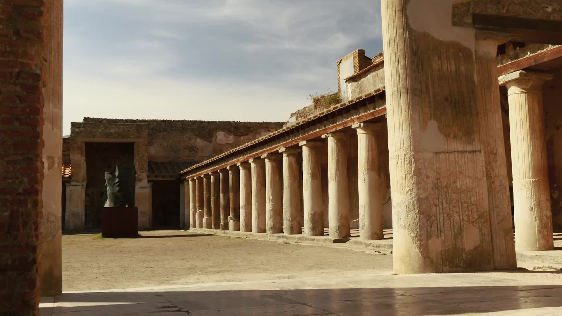 The Slaves in Pompeii:  Power and Identity