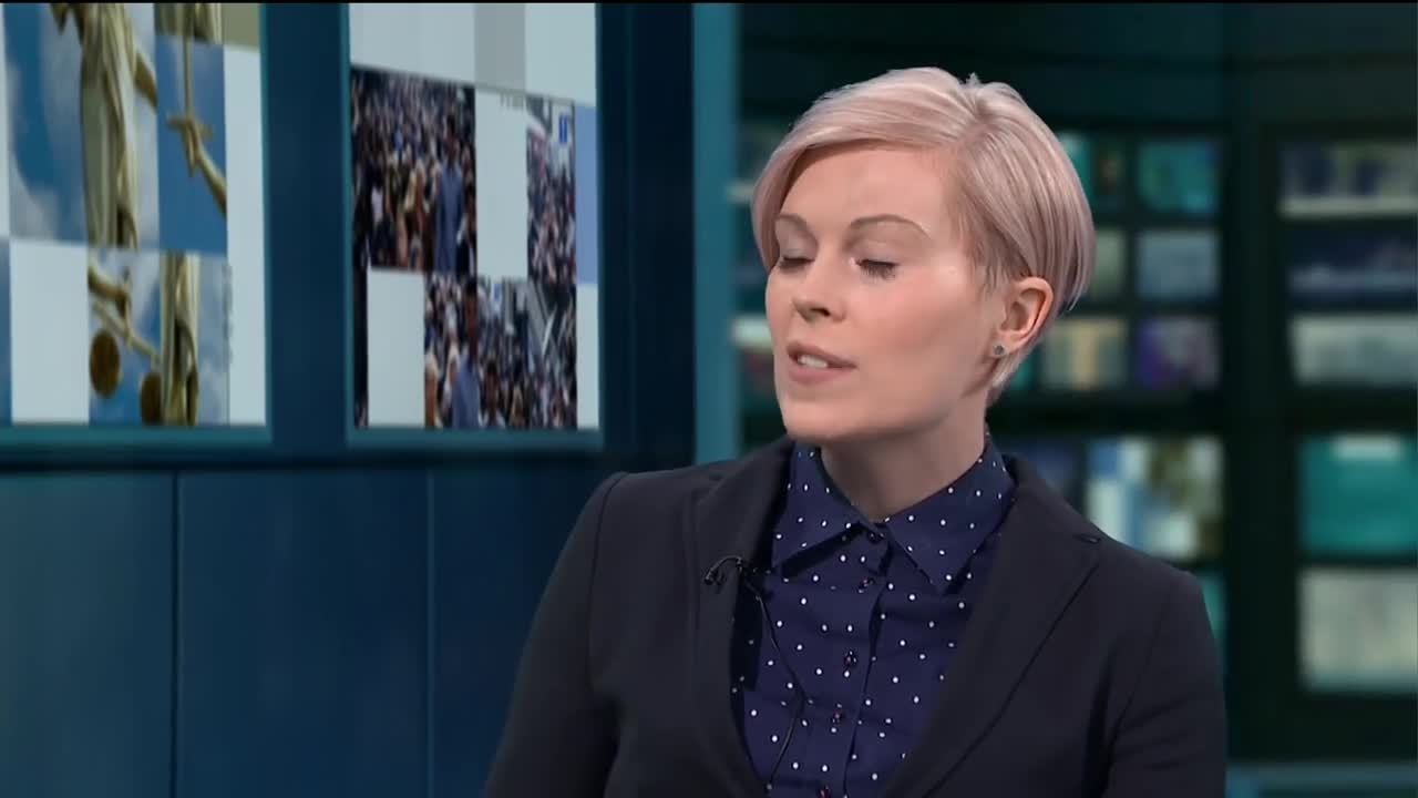 ITV News -  Gay Cure Therapy  - Paul Brand & Vicky Beeching - Monday 2nd July 2018(720p)